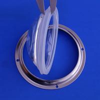 60 90 120 Degree Diameter 100mm Glass Aspheric Lens - Buy Glass ...