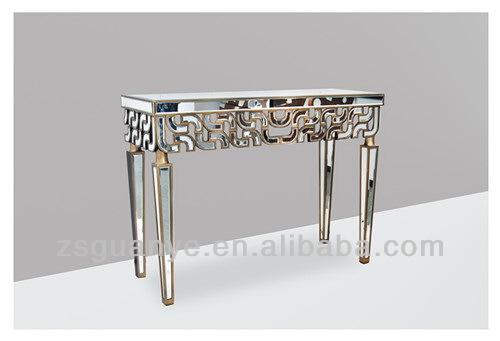 Salon table console et miroir ensemble buy product on - Table console miroir ...