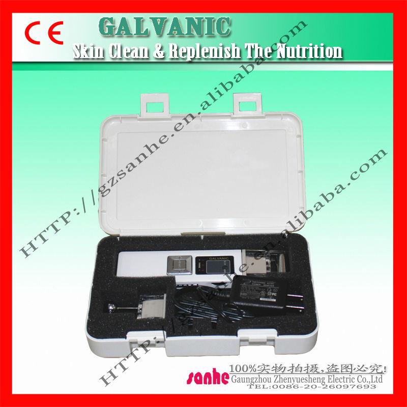 portable microcurrent machine