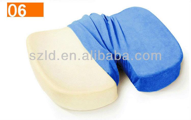 motorcycle seat cushion premium coccyx orthopedic comfort foam car seat cushion creative design portable - Car Seat Cushions