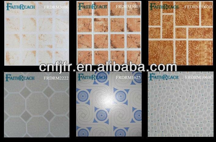 300x300mm Low Price Kerala Ceramic Kitchen Floor Tiles