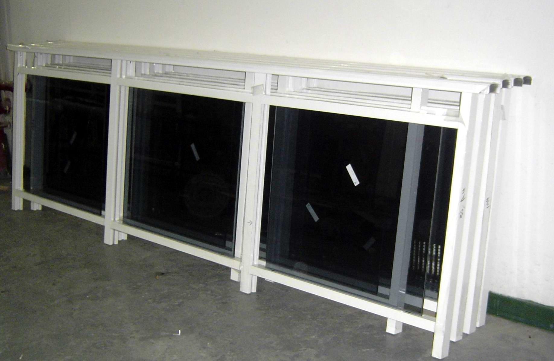 aluminium verre balustrades de balcon buy product on. Black Bedroom Furniture Sets. Home Design Ideas