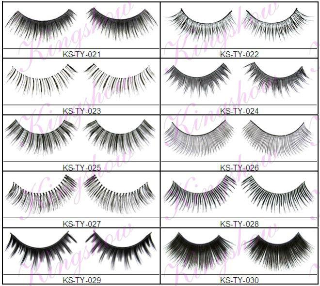 Crazy False Eyelashes Brands Wholesale
