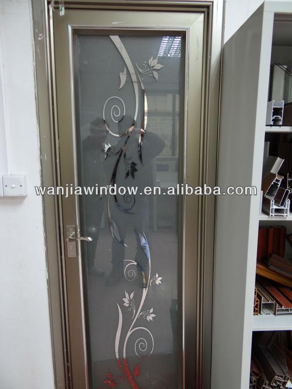 2014 New Style Aluminum Bathroom Door Buy Bathroom Door Bathroom Door Bathroom Door Product On
