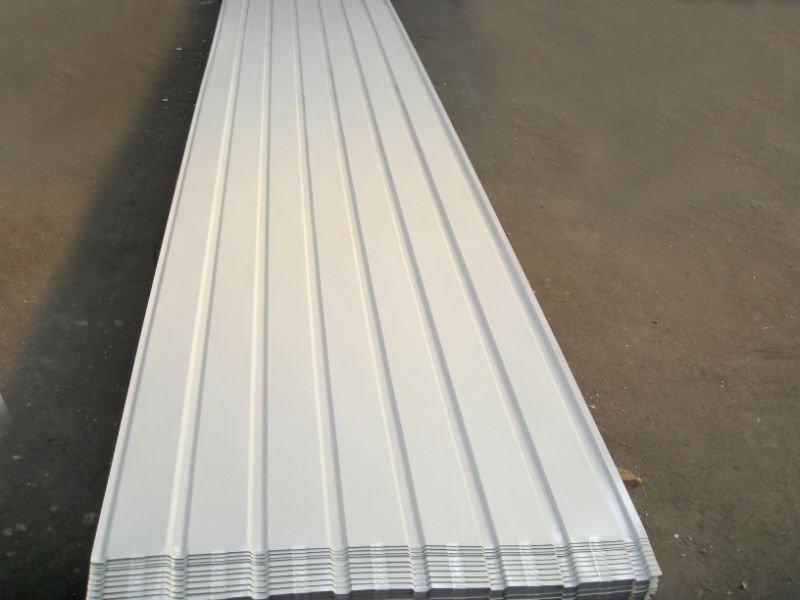 Corrugated Metal Roofing Sheet Roof Ridge Roof Flashing