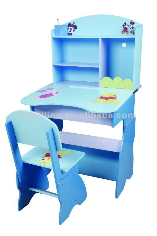 los nios de madera de aprendizaje ajustable escritorio con silla set para nias