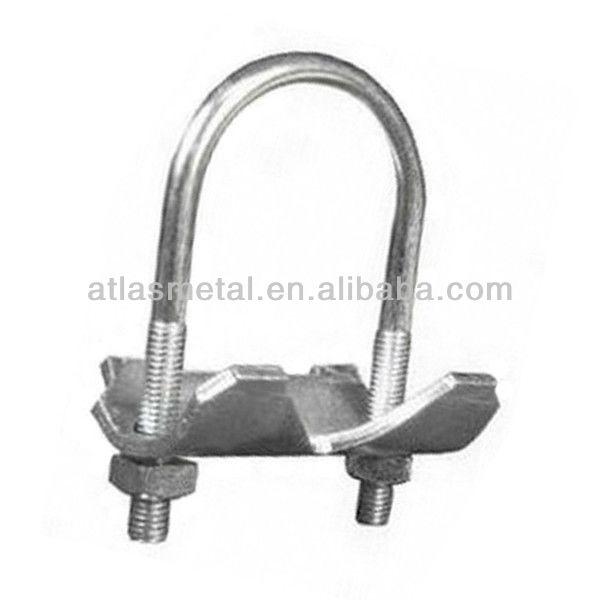Custom U Bolt Conduit Clamp Right Angle Pipe Clamp Buy