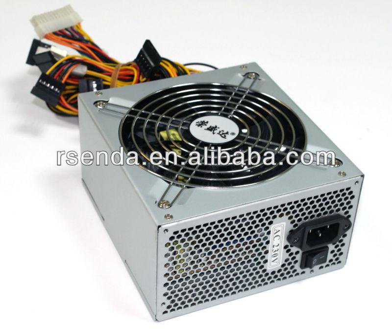 Amd & Intel P4 Atx 12v 2.3v Switching Power Supply 450w - Buy Atx ...