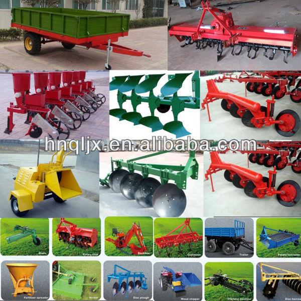 Tractors Gold Supplier China 25hp 4wd Mini Garden Tractors Sale In ...