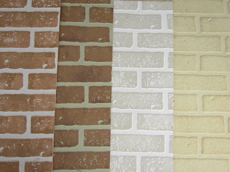 faux brick wall mdf wall paneling