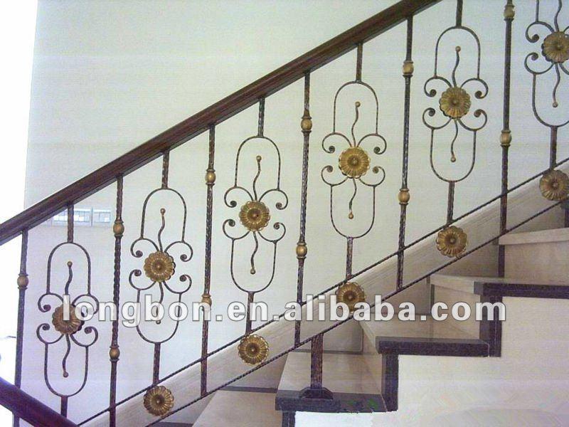 Top selling Modern Wrought Iron Handrail Wall Brackets