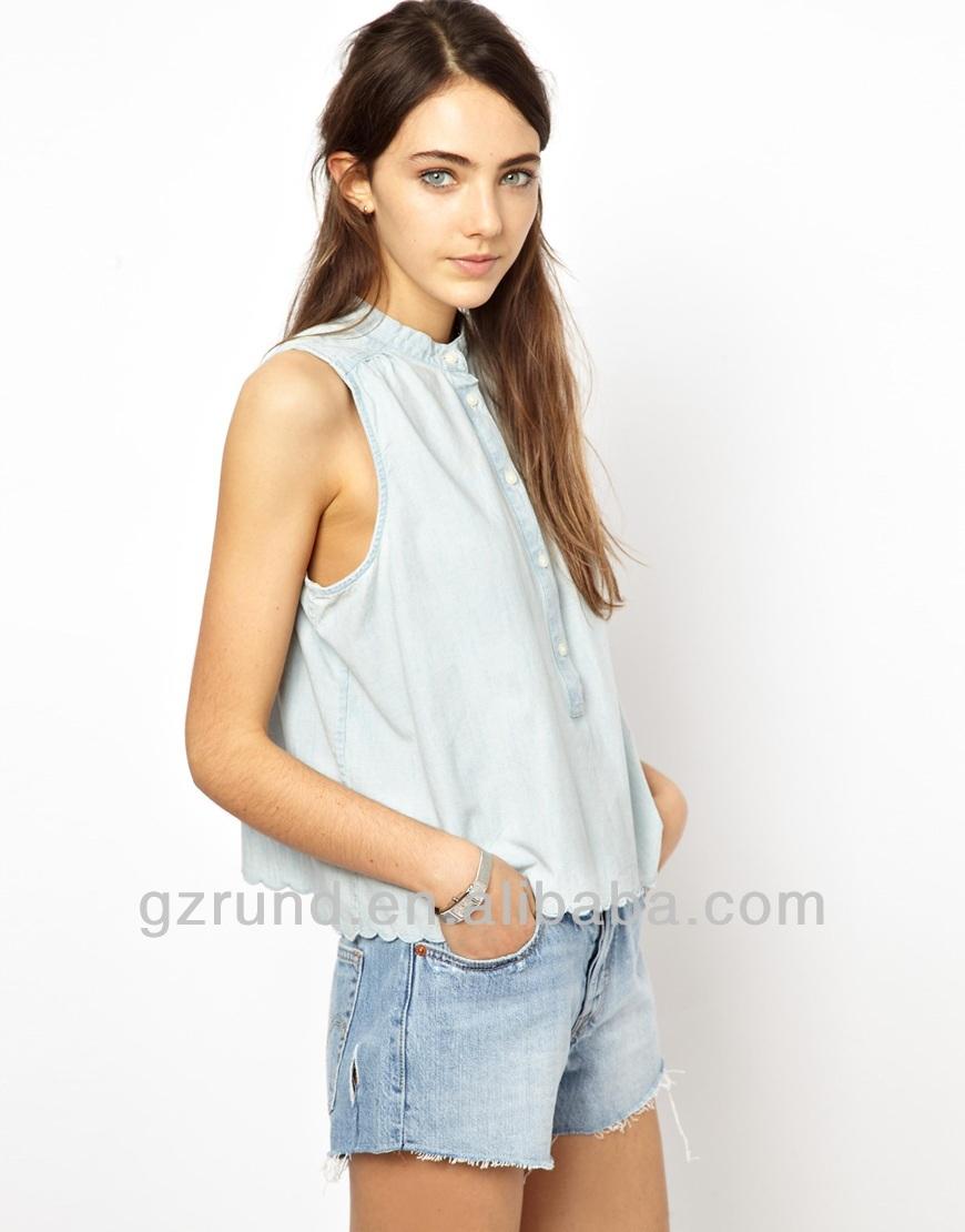 Shirt design female - Favorites Compare Top Girl Fashion Latest New Design Ladies Blouse Designs