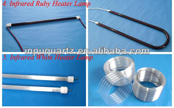 Halogen Circular Tubular Heating Element Buy Circular
