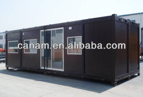 Container houses for communications equipment
