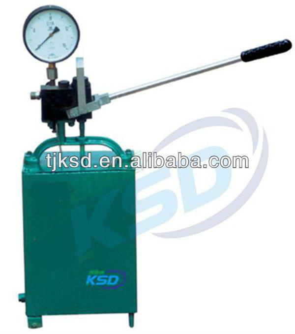 Pressure Testing Pump Electric Test Pressure Pump Auto