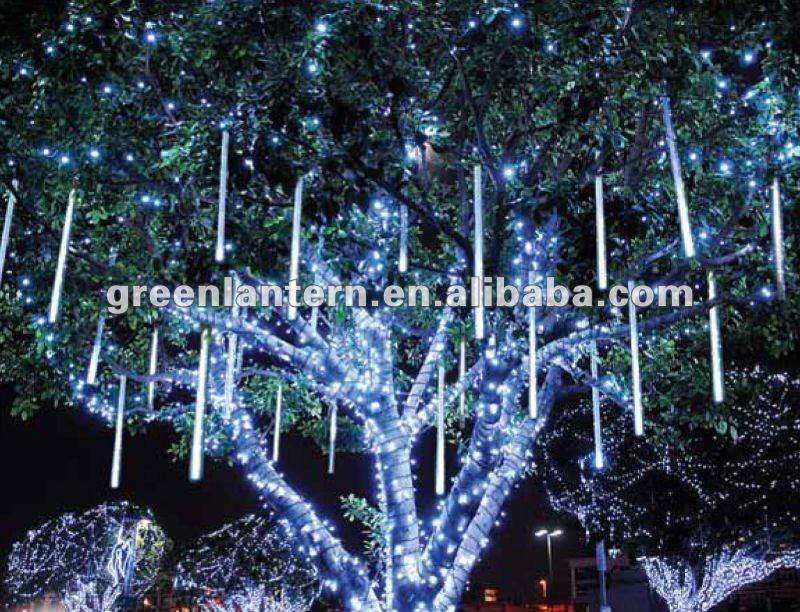 Outdoor Christmas Star Lights,Party Light,Rain Effect Lighting ...