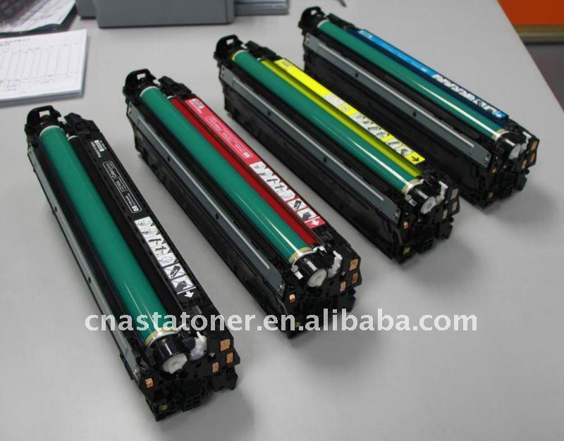 Compatible New Ce740a Toner Cartridge For Hp Color Laserjet Cp5225 ...