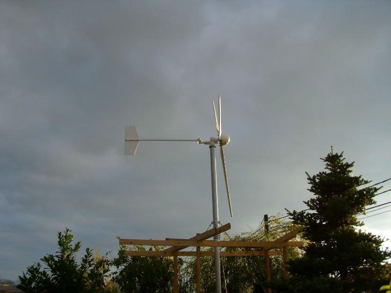 Hummer H3.8-2kw Mini Wind Turbine Mini Windmill Generator For Sale ...