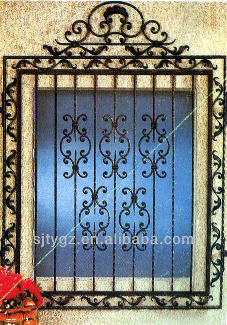 Decorative Window Security Bars