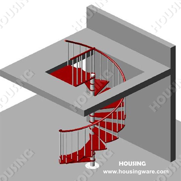 Diy Espiral Escalera Para Espacios Peque Os Buy Product