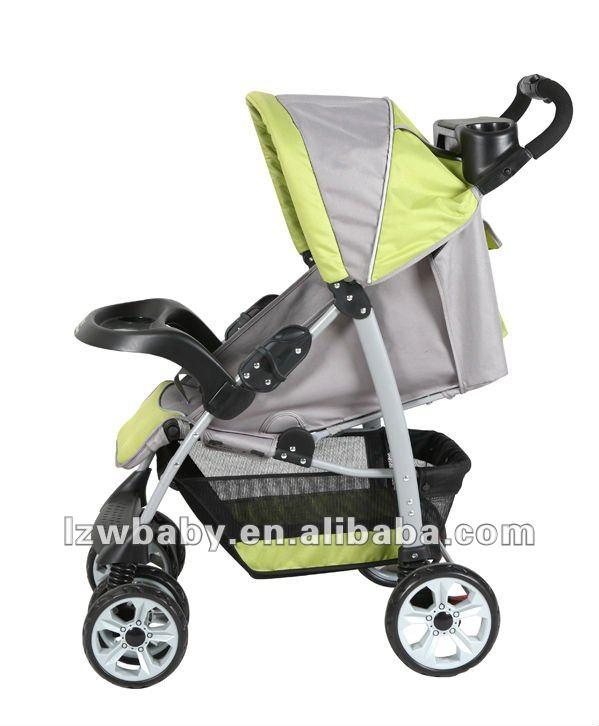 Adult Baby Stroller Blue Red Wheel 6 Quot Model H215 Buy