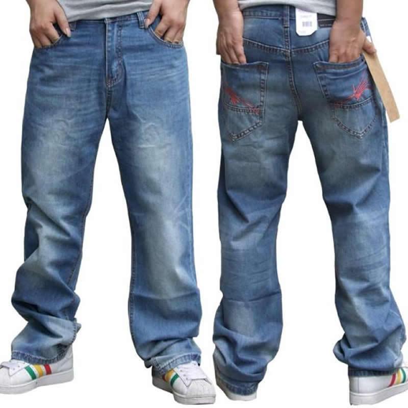 2019 Wholesale 2015 New Baggy Pants Jeans Men Famous Brand ...
