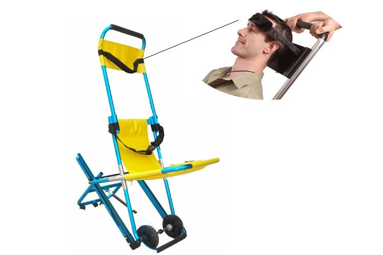 Emergency Evacuation Staircase Stretcher Lift Patient Lift