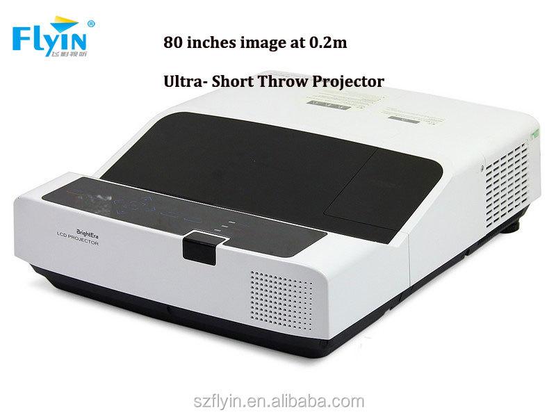 3500 Lumens Ultra Throw Ratio 0 32:1 1080p 4k Projektor