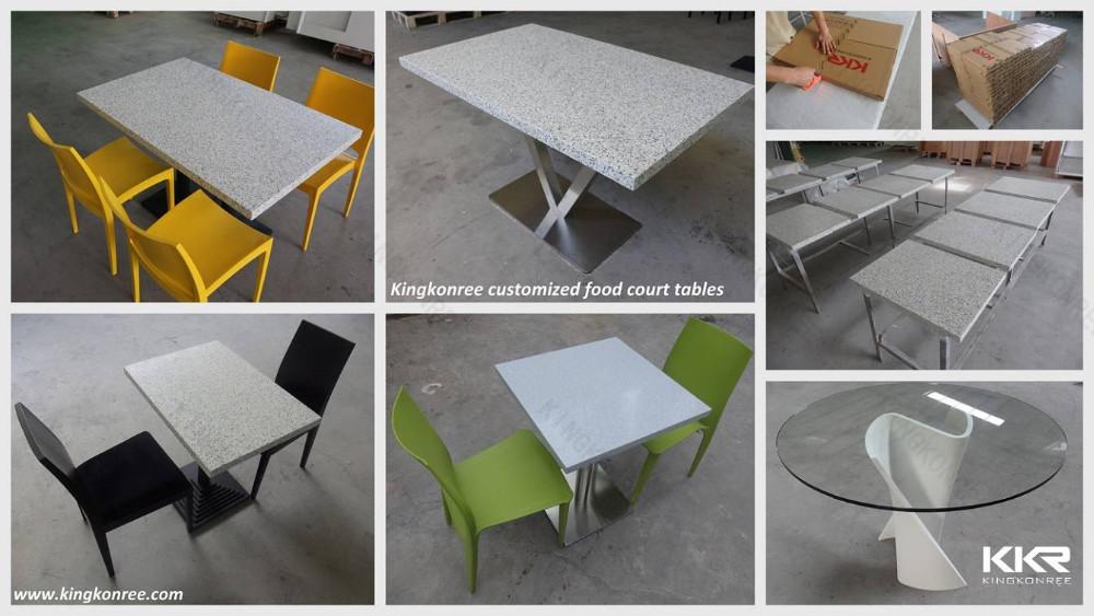 Maintaining Restaurant Table Tops