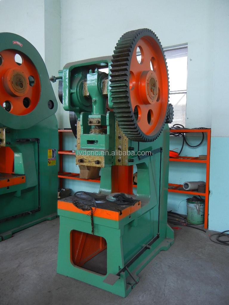 Manual Sheet Metal Stamping Machine For Metal Steel Plate