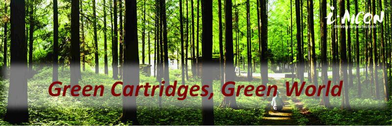 Green Cartridges, Green World