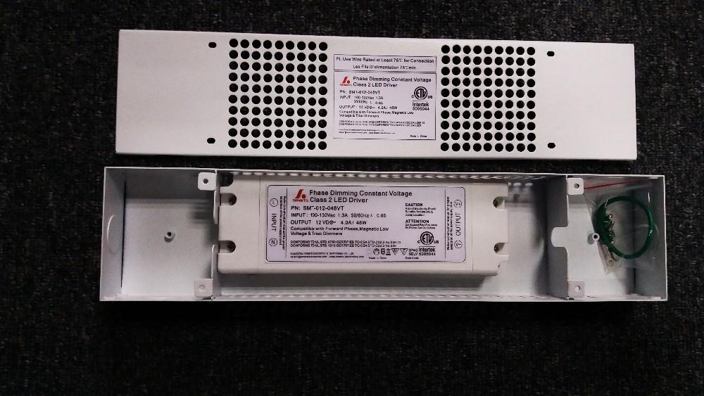 110v 120v constant voltage triac dimmable 24w led driver ac to dc power supply 12v