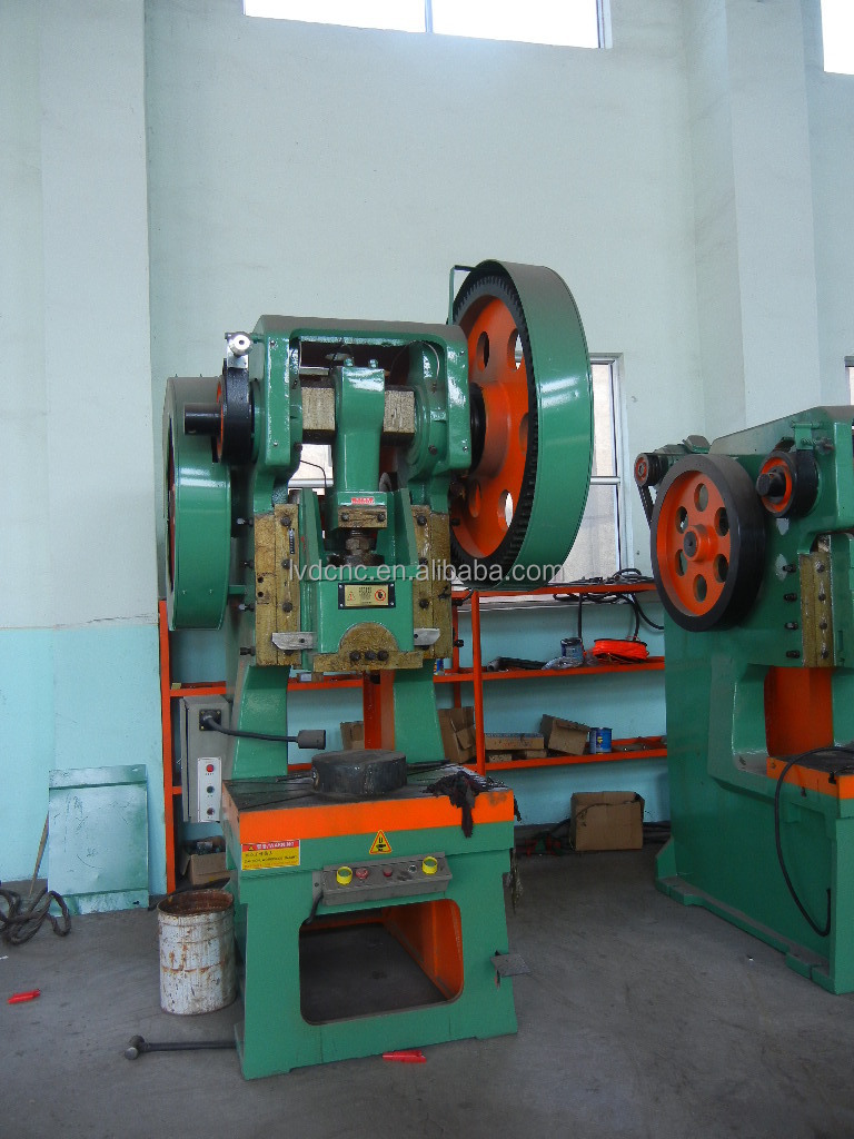 Manual Sheet Metal Stamping Machine For Metal Steel Plate
