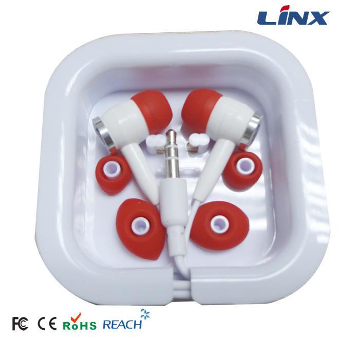 in-ear earbuds