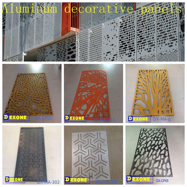 Aluminum Decorative Panel