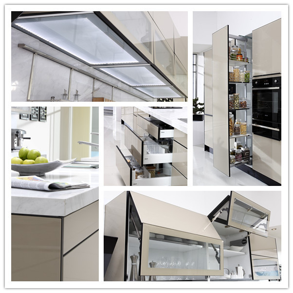 Oulin Hot Selling Toppest Quality Modern High Gloss