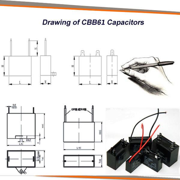 cbb61 capacitors ac fan motor capacitor generator. Black Bedroom Furniture Sets. Home Design Ideas