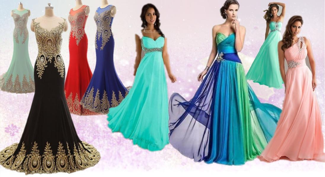 où acheter bien pas cher produits de qualité aliexpress robe de ceremonie,Une Ligne Longue Robe De Soir e ...