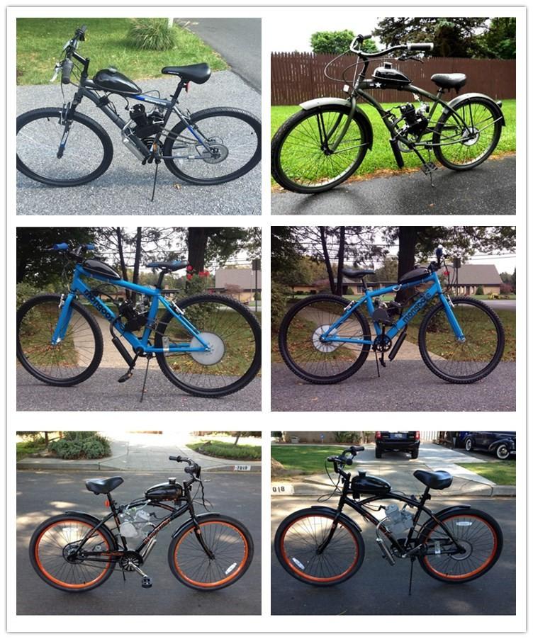 Petrol motor Wholesale motorized 2 stroke bike 48cc 49cc 50cc 60cc