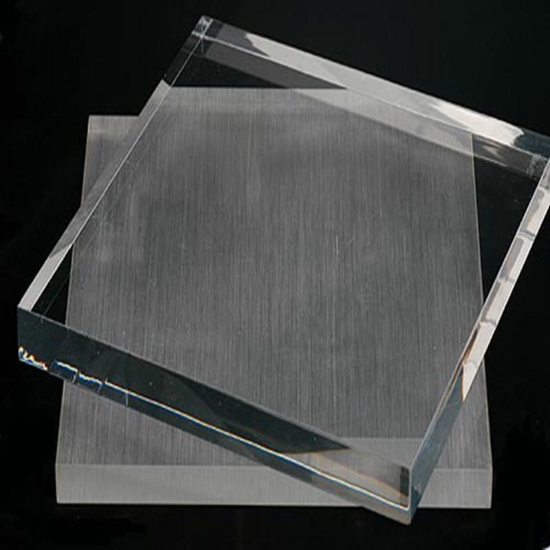 China Manufacturer Pmma Sheet Plexiglass Sheet Castacrylic