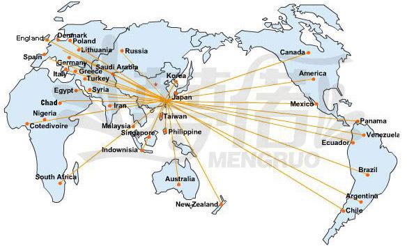 Mengruo mattress Network