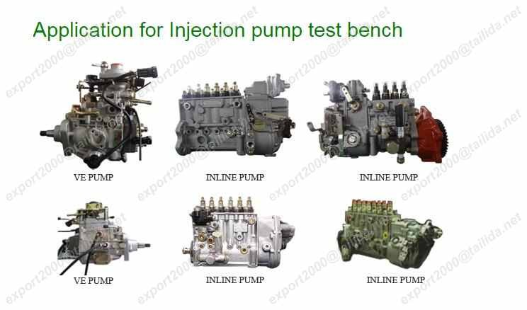 Jd-D Diesel Fuel Injection Pump Test Bench: China Suppliers