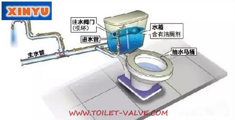 Toilet Bowl Cleaning Device Zh80 Supp Lier Internal