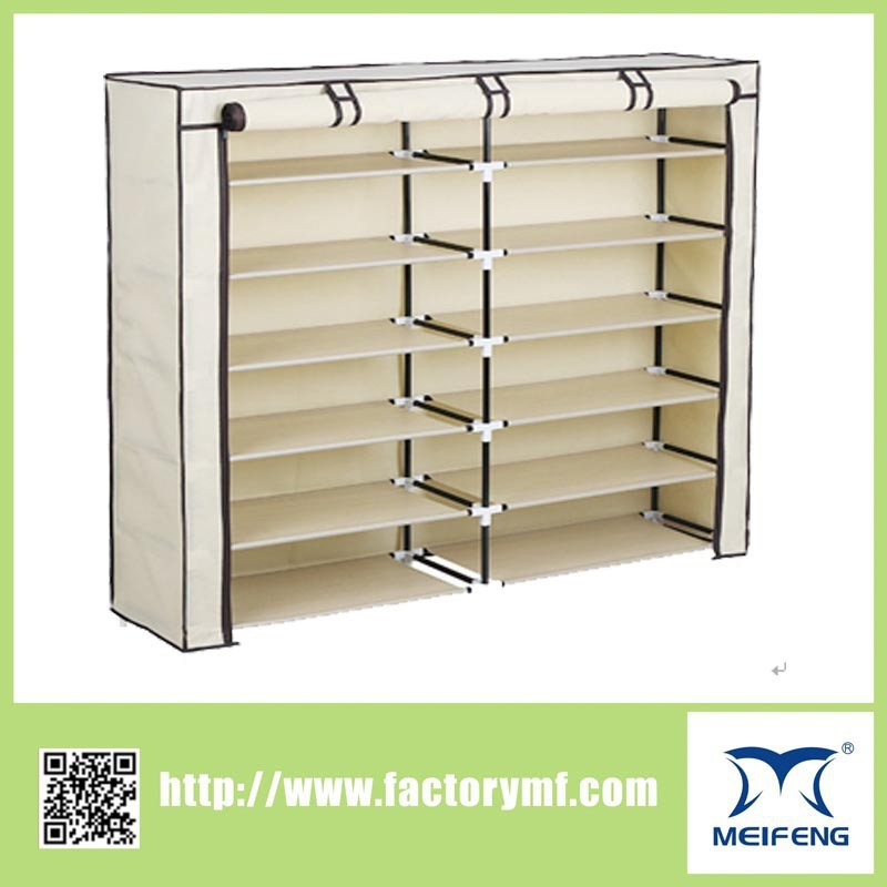 New Non Woven Fabric Folding Underwear Storage Box Bedroom: Ready Made Furniture Meifeng Shoe Rack