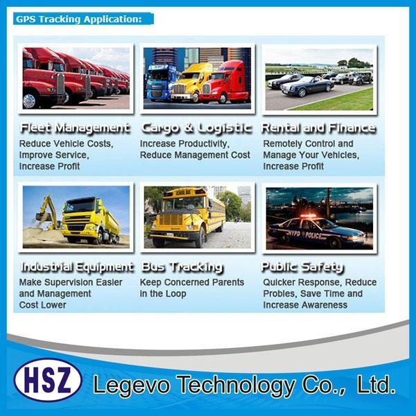 HSZ101B GPS Tracker - - GPS定位器