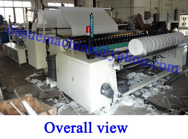 jumbo roll tissue machine