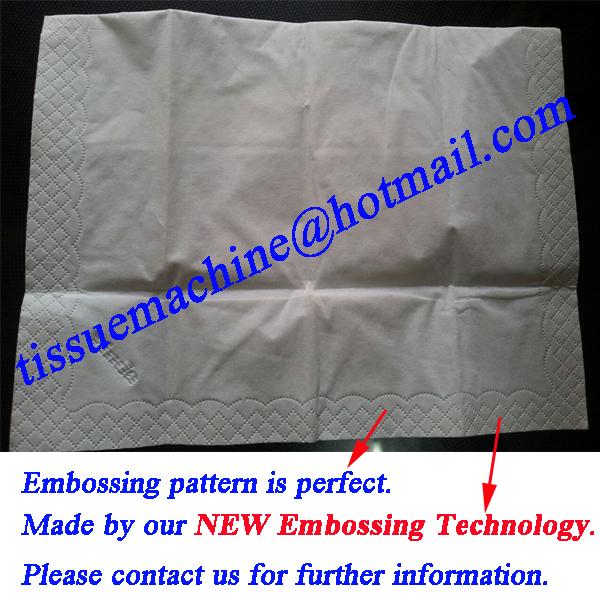 automatic napkin folder