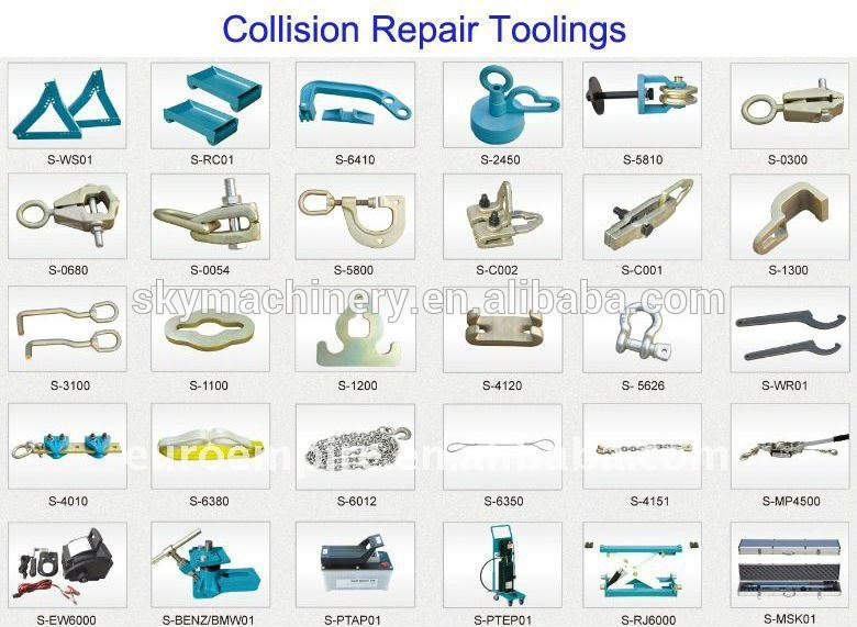 Car Accident Frame Machine Car Body Straightener