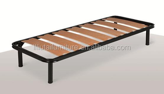 Birch Bed Slat Frame Single Size