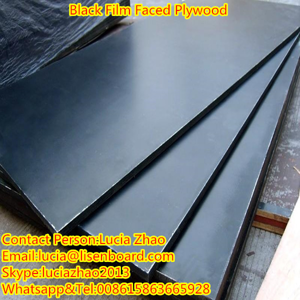 Construction Grade Film Faced Plywood 13 Ply Combi Boards